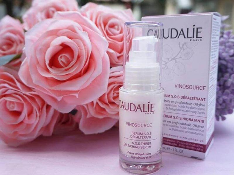 Caudalie Vinosource SOS Thirst Quenching