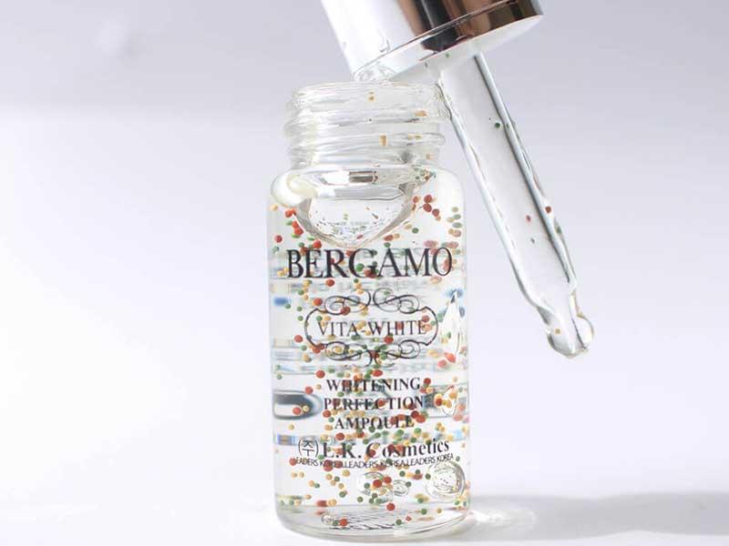 BERGAMO Vita-White & Snow White Whitening Perfection Ampoule