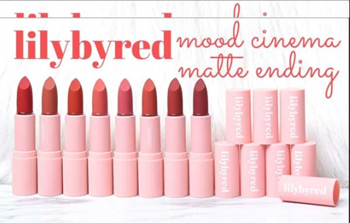 Lilybyred Mood Cinema Matte Ending