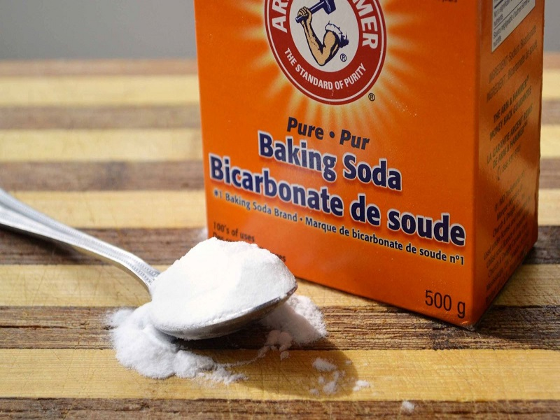 Thử ngay 5 cách trị thâm môi từ baking soda hiệu quả