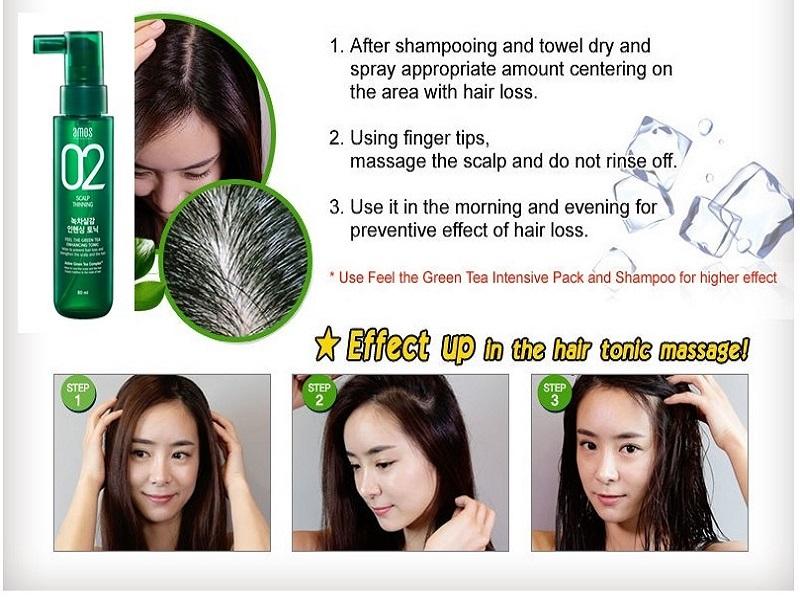 Top 5 thương hiệu chăm sóc tóc cho nam từ Hàn