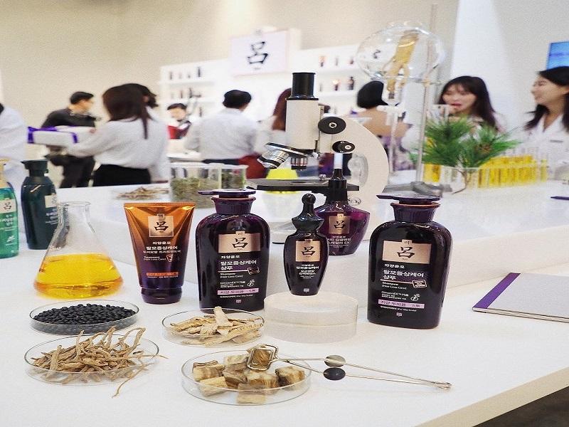 Top 5 brand chăm sóc tóc cho nam từ Hàn Quốc