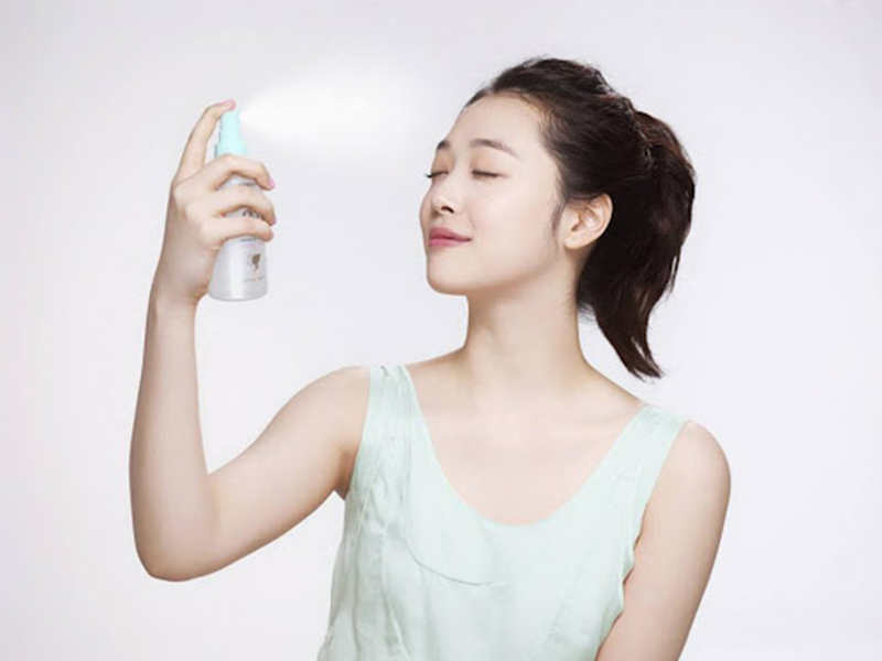 Cách chăm sóc da khô thiếu nước với 5 bước