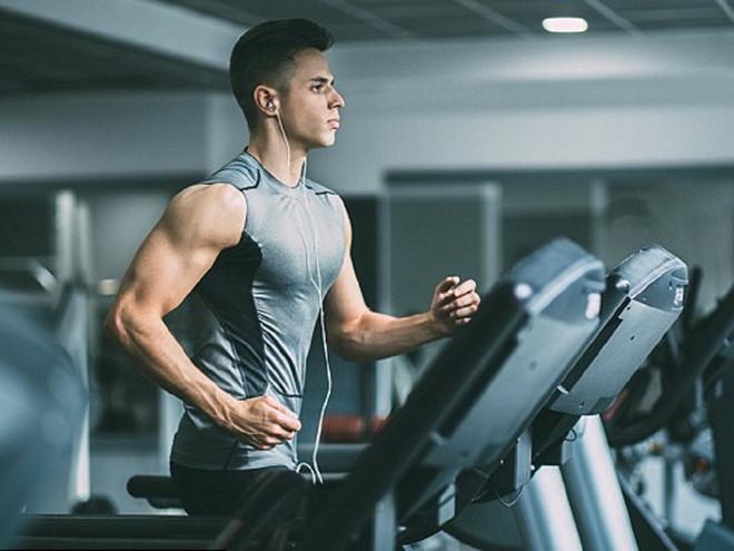 Giảm béo bằng tập gym
