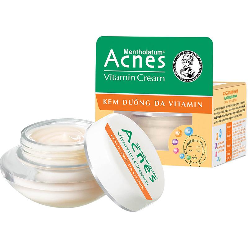 Review kem dưỡng Acnes có tốt không
