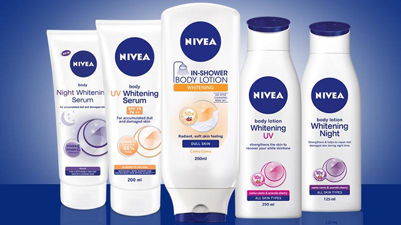 Review kem dưỡng trắng da Body Nivea có tốt không?