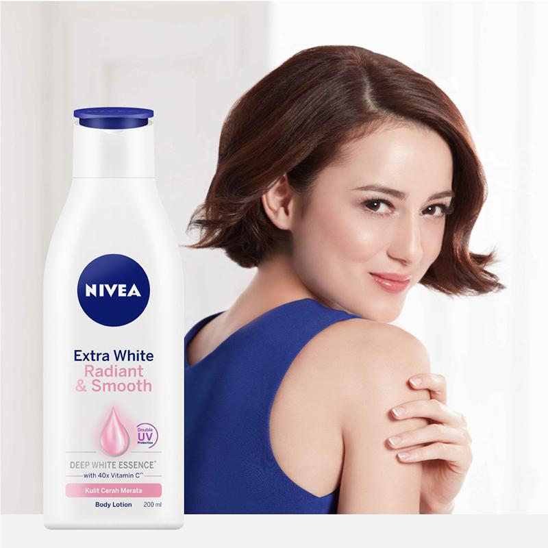 Review kem dưỡng trắng da Body Nivea thích hợp mọi loại da