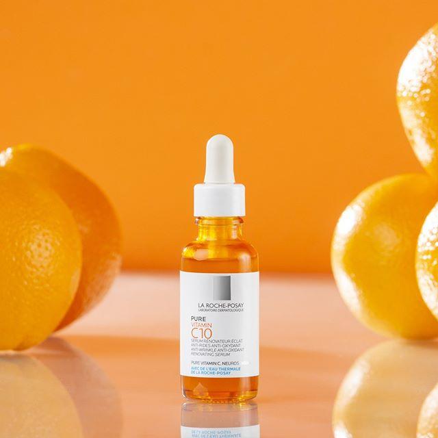 Serum Vitamin C Nào Tốt hiện nay