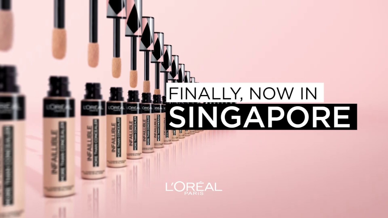 Kem Che Khuyết Điểm L'Oreal Infallible Full Wear More Than Concealer 10ml