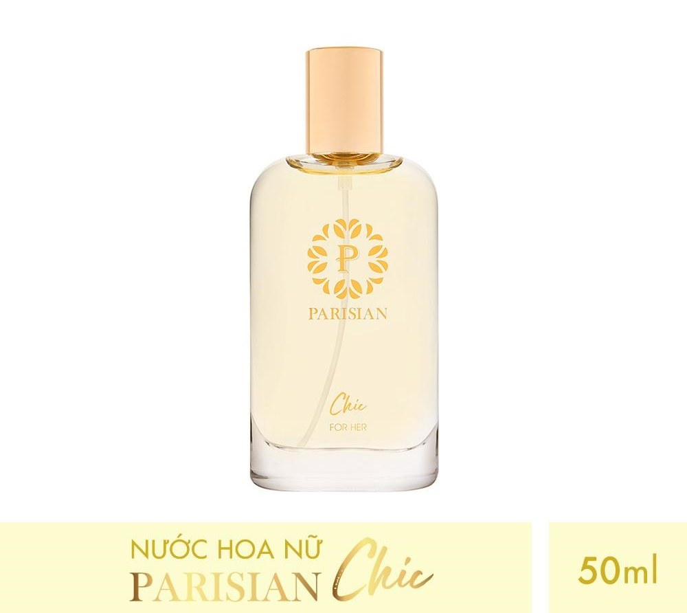 Nước Hoa Parisian Chic For Her EDT 50ml