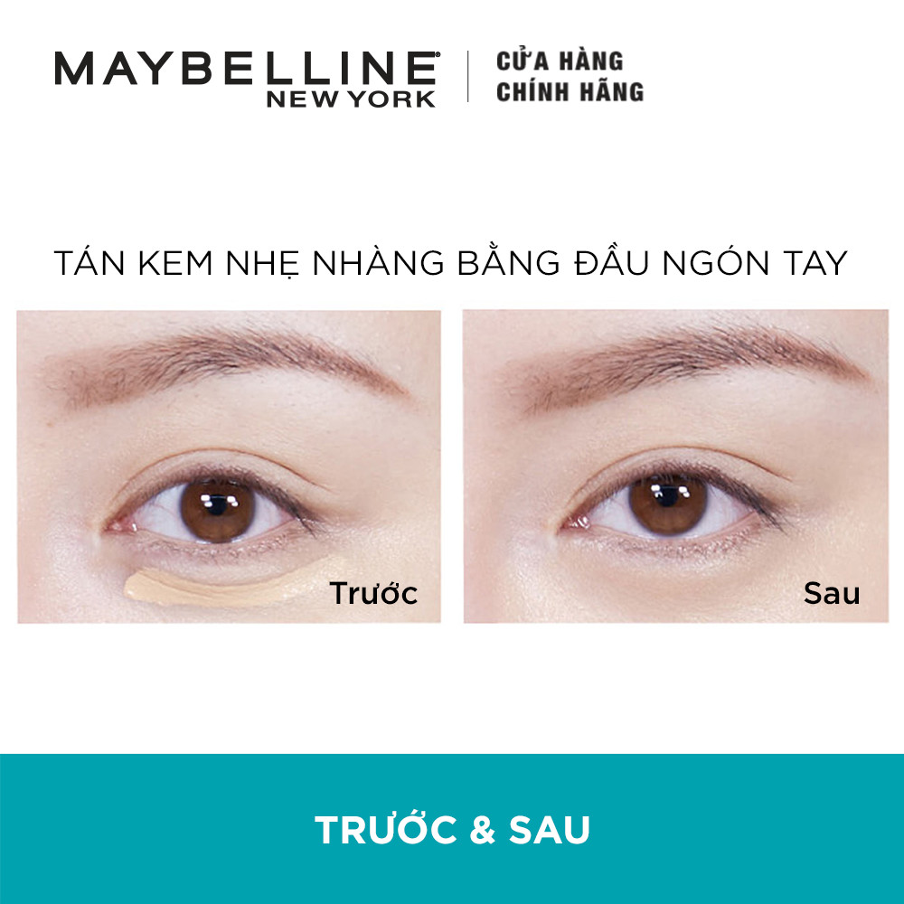 kem che khuyết điểm Maybelline by fit