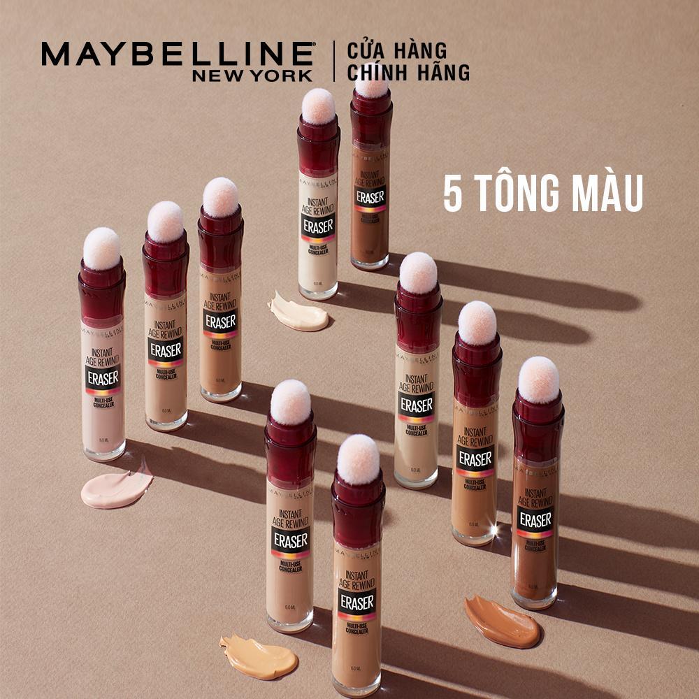 Maybelline Instant Age Rewind Eraser Dark Circles Treatment Concealer –  Siêu thị mỹ phẩm
