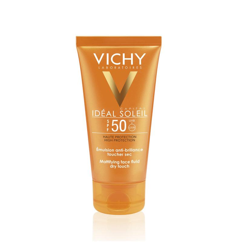 Kem chống nắng Vichy cho da dầu Ideal