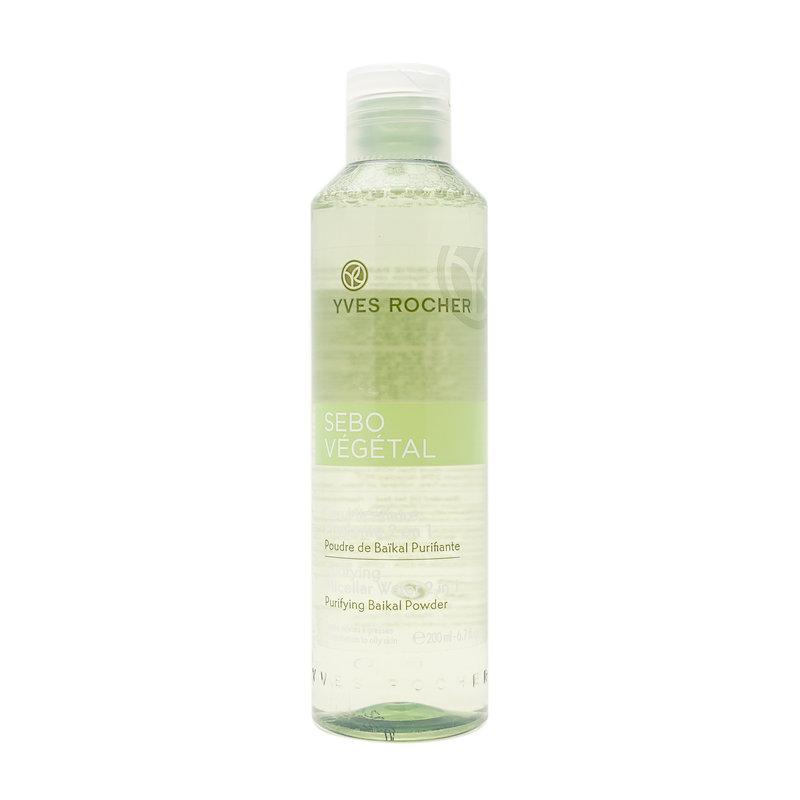 Nước tẩy trang Yves Rocher Purifying Micellar Water