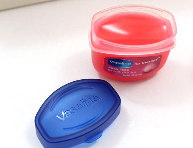 Review Vaseline dưỡng môi