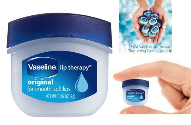 Sáp Dưỡng Môi Hồng Xinh Vaseline 7g Lip Therapy Rosy Lip
