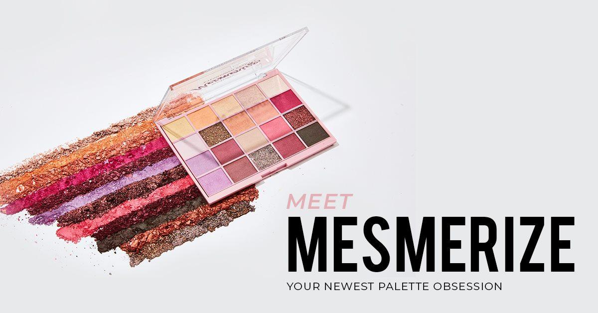 Bảng Phấn Mắt 20 Màu Australis Mesmerize Eyeshadow Palette 20g phù hợp cho mọi độ tuổi