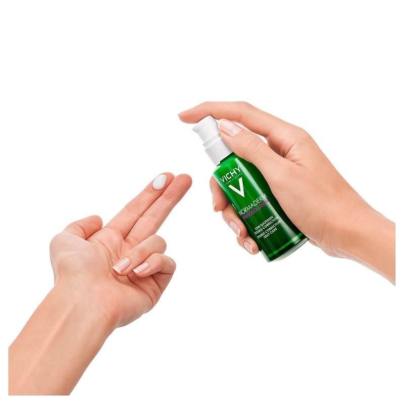 Kem Dưỡng Dạng Gel Sữa Dành Cho Da Mụn Vichy Normaderm Phytosolution Double-Correction Daily Care