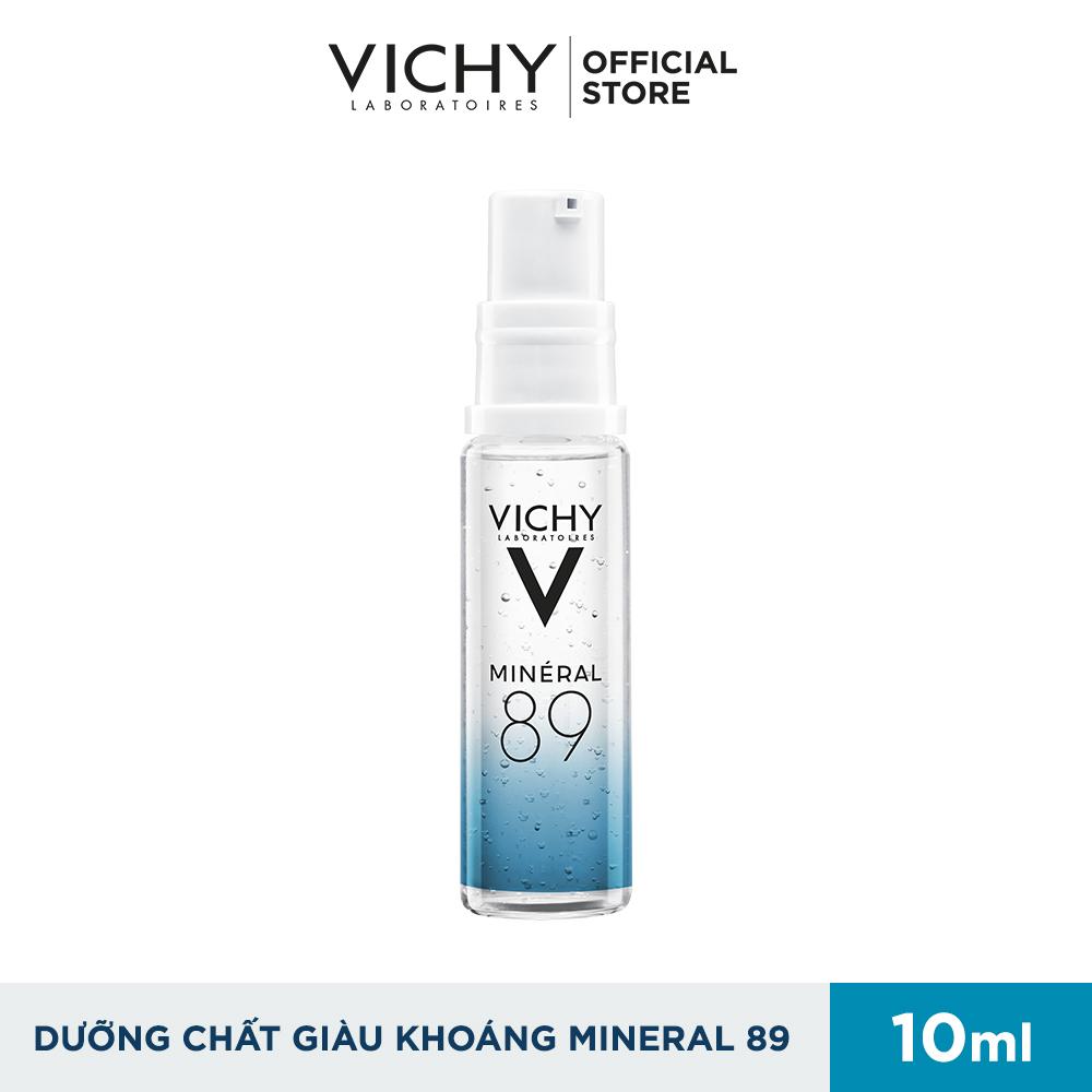 Dưỡng Chất Khoáng Cô Đặc Hỗ Trợ Phục Hồi, Bảo Vệ Da Vichy Mineral 89 Serum