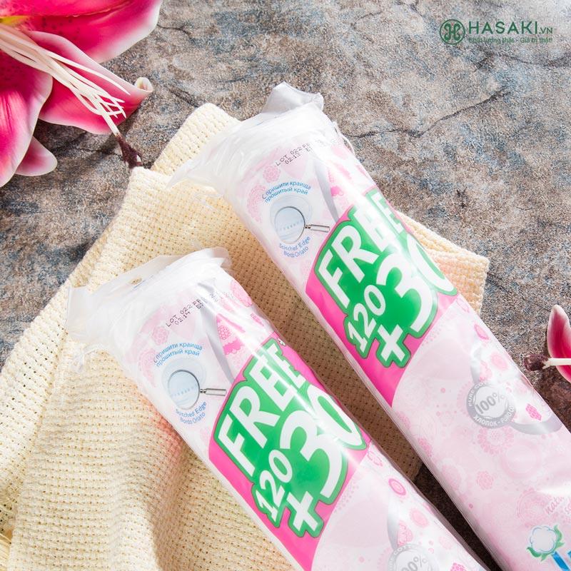 Bông Tẩy Trang Ipek Klasik Cotton Pads