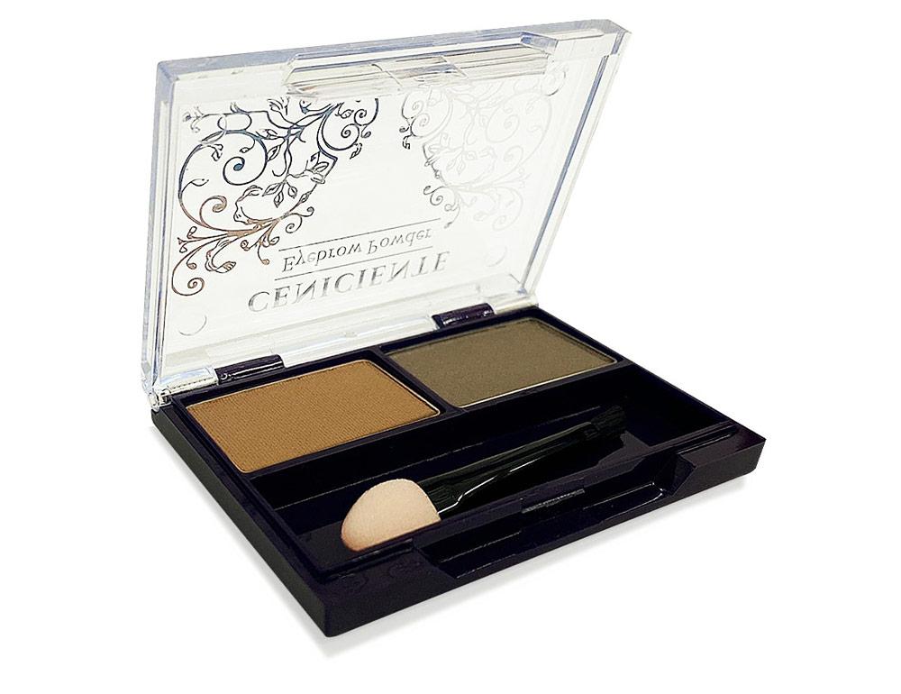 Bột Kẻ Lông Mày Naris Cosmetics Ceniciente Eyebrow Powder 02 Natural Brown 10g hiện đã có mặt tại Hasaki