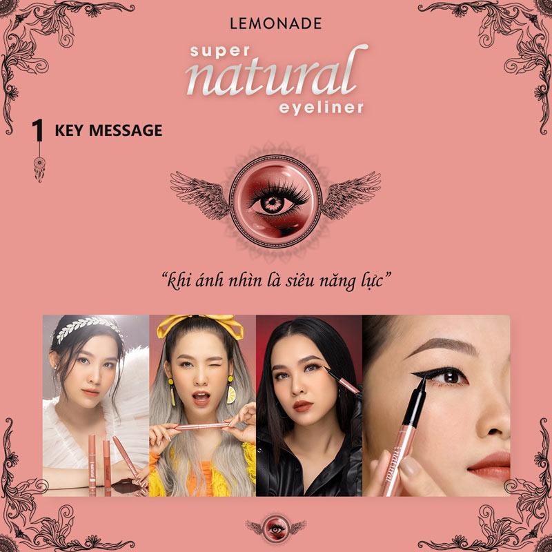 Bộ Sưu Tập Lemonade SuperNatural Chapter 2 - Mascara & Eyeliner