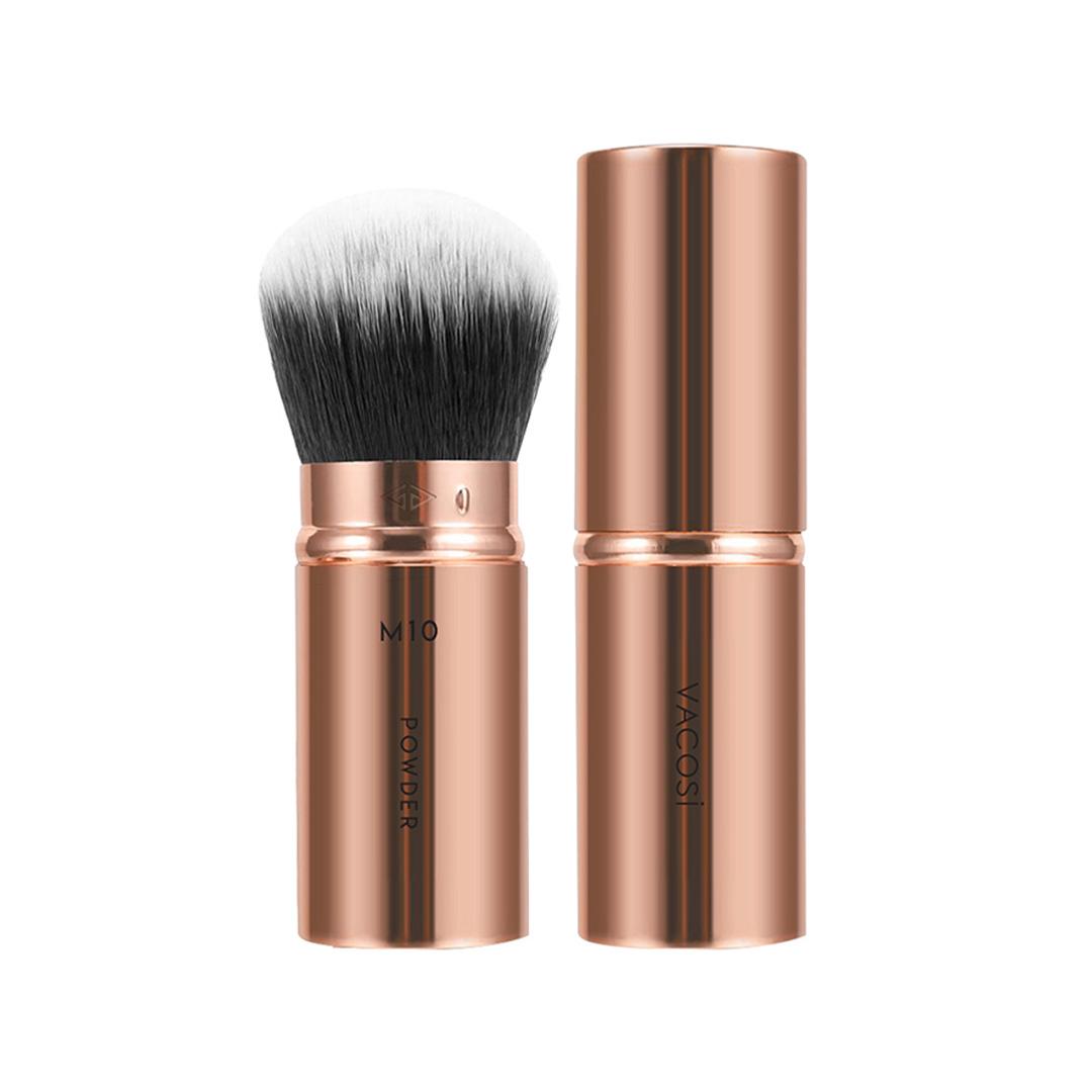 Cọ Phủ Cán Vừa Bỏ Túi Vacosi Powder Brush Powder Brush - M10