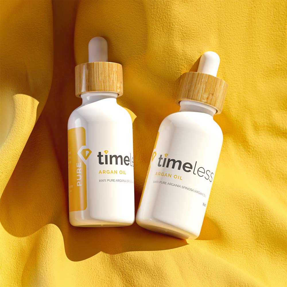Dầu Dưỡng Timeless Argan Oil 100% Pure 30ml