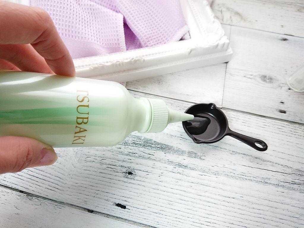 Dầu Gội Khô Tsubaki Dry Shampoo hasaki