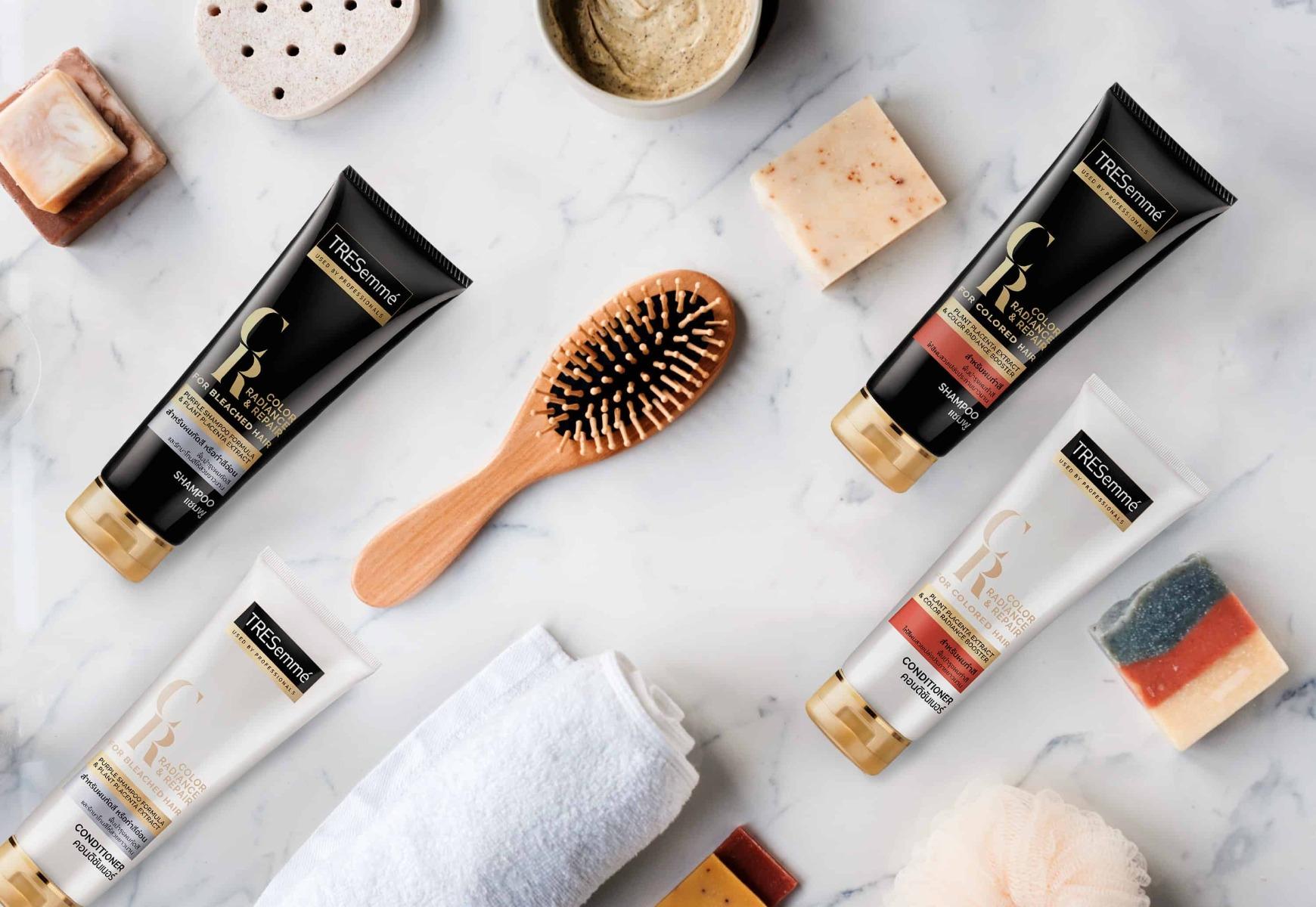 Dầu Gội Giữ Màu Tóc TRESEMMÉ Color Radiance & Repair Shampoo