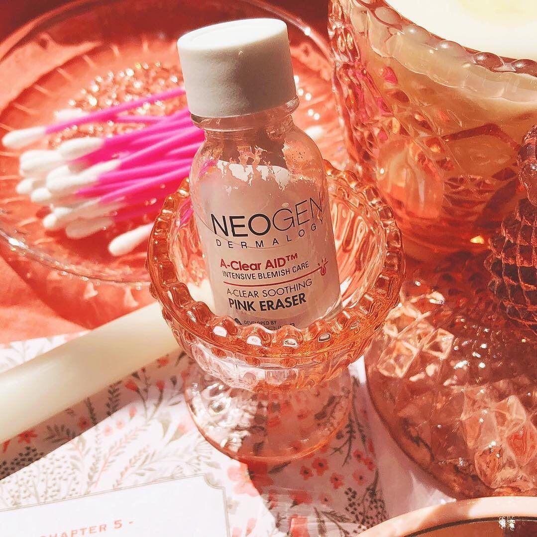 Dung Dịch Chấm Mụn Neogen Dermalogy A-Clear AID Soothing Pink Eraser hiện đã có mặt tại Hasaki