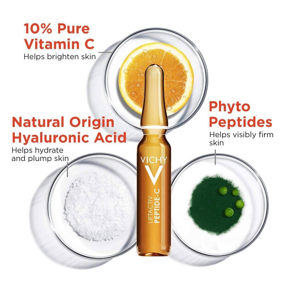Thành phần Dưỡng Chất Vichy Peptide-C Cô Đặc Liftactiv Specialist Peptide-C Anti-Ageing