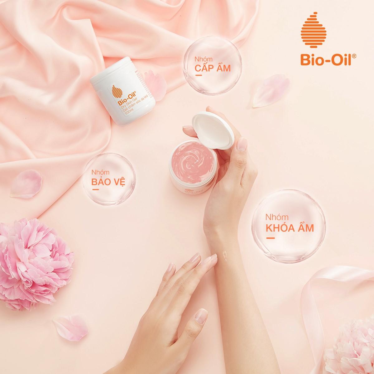 Gel Chăm Sóc Da Khô Bio-Oil Dry Skin Gel hiện đã có mặt tại Hasaki