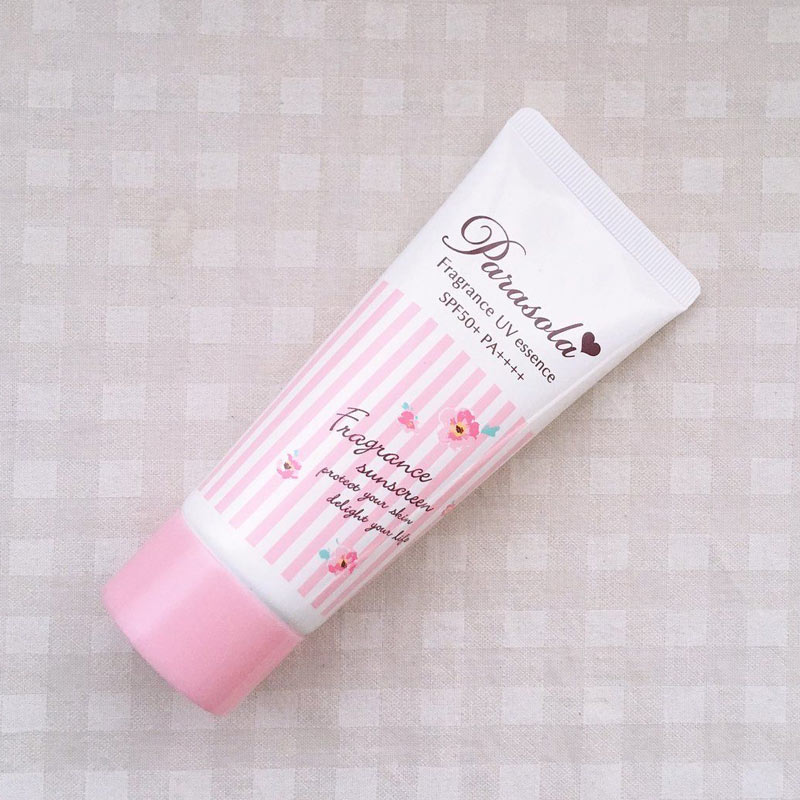 Gel Chống Nắng Naris Cosmetic Parasola Fragrance UV Essence SPF50+ PA++++