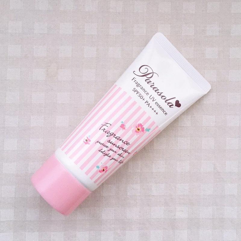 Gel Chống Nắng Naris Cosmetic Parasola Fragrance UV Essence SPF50+ PA++++
