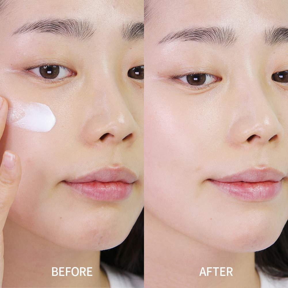 Kem Chống Nắng 9Wishes Pine Treatment Sunscreen thấm nhanh, không gây nhờn rít da
