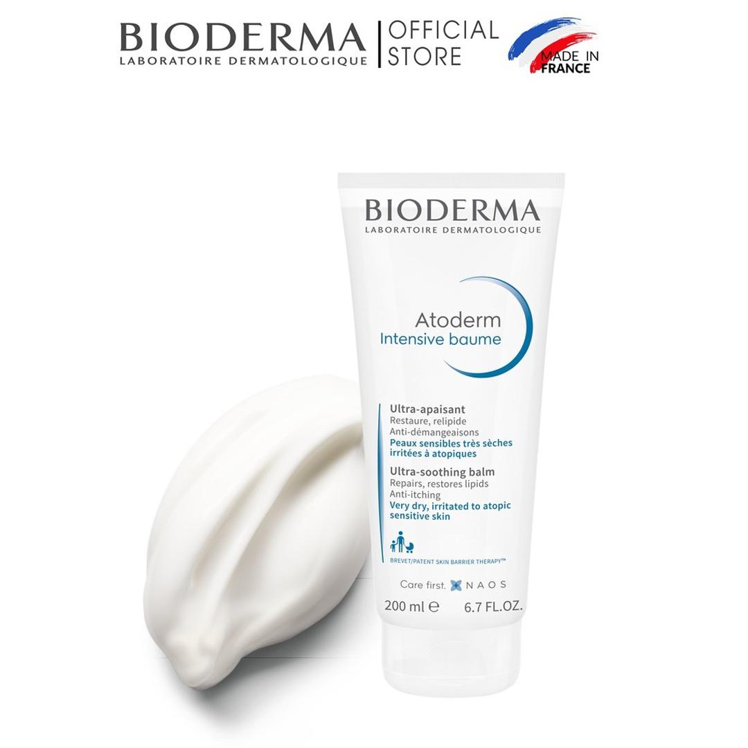 Kem Dưỡng Ẩm Bioderma Atoderm Intensive Baume
