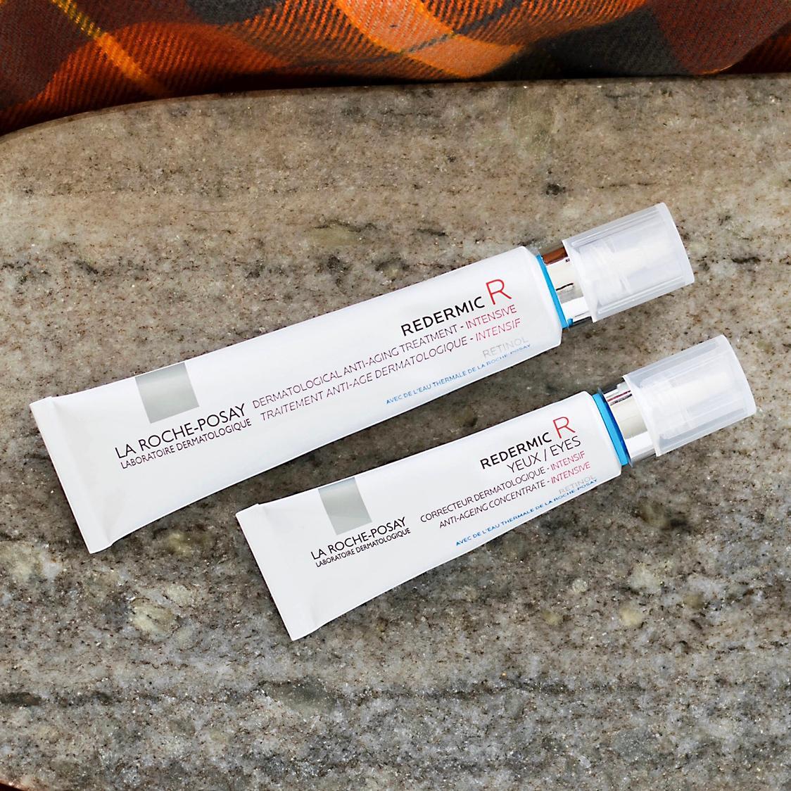 Kem Dưỡng Chuyên Biệt Ngăn Ngừa Dấu Hiệu Lão Hóa Da La Roche-Posay Redermic R Anti-Ageing Concentrate - Intensive 30ml