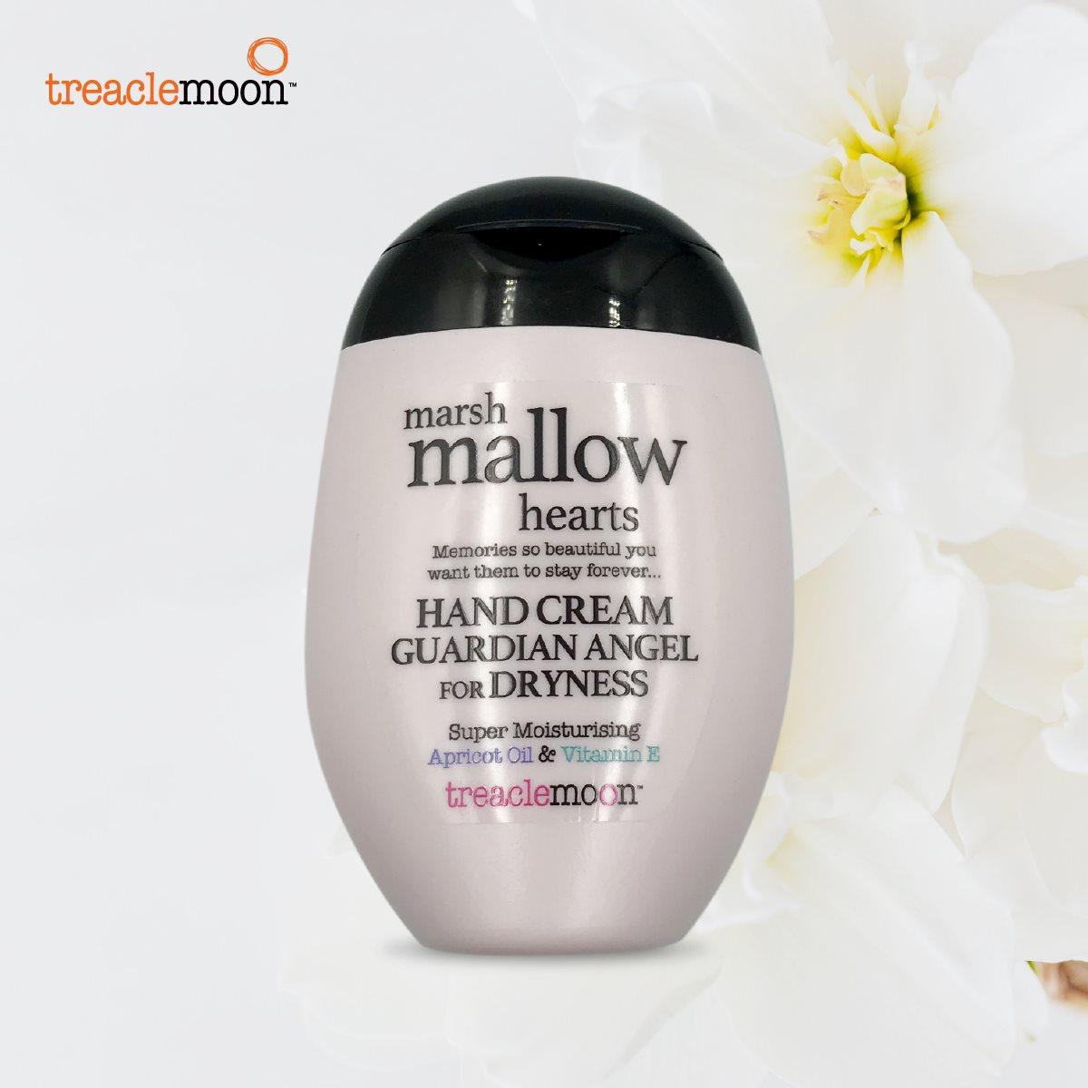 Kem Dưỡng Da Tay Treaclemoon Marshmallow Hearts Hand Cream 75ml
