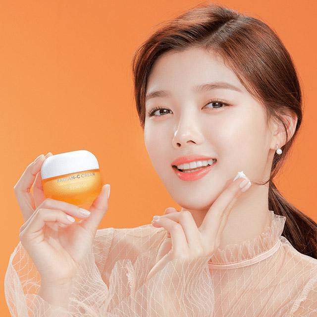 Kem Dưỡng Laneige Sáng Da Làm Mờ Đốm Nâu Radian-C Cream 50ml