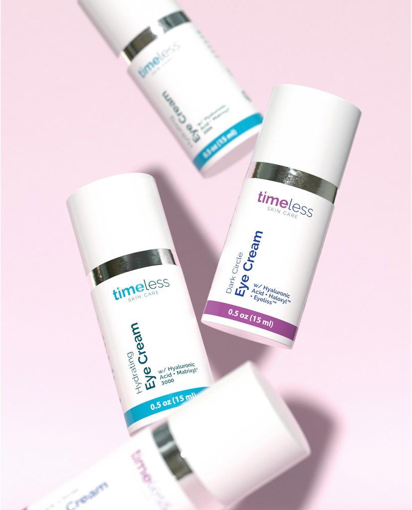 Kem Dưỡng Mắt Timeless Hydrating Eye Cream