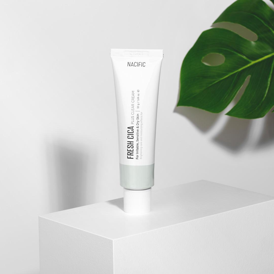 Kem Dưỡng Nacific Fresh Cica Plus Clear Cream 50ml