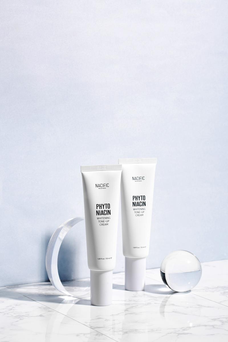 Kem Dưỡng Sáng Da, Nâng Tông & Ngừa Nếp Nhăn Nacific Phyto Niacin Whitening Tone-Up Cream 50ml