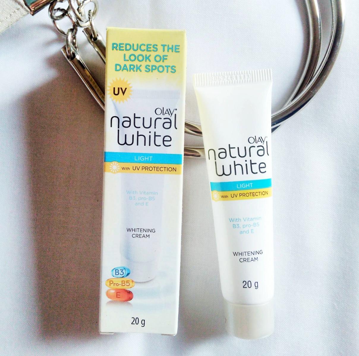 Kem Dưỡng Sáng Da Ban Ngày Olay Natural White UV 20g hiện đã có mặt tại Hasaki