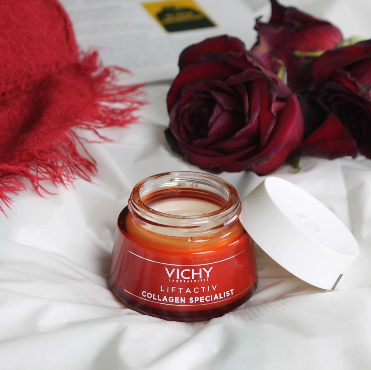 Kem Dưỡng Vichy Ngăn Ngừa Dấu Hiệu Lão Hóa Và Làm Săn Chắc Da Liftactiv Collagen Specialist 50ml