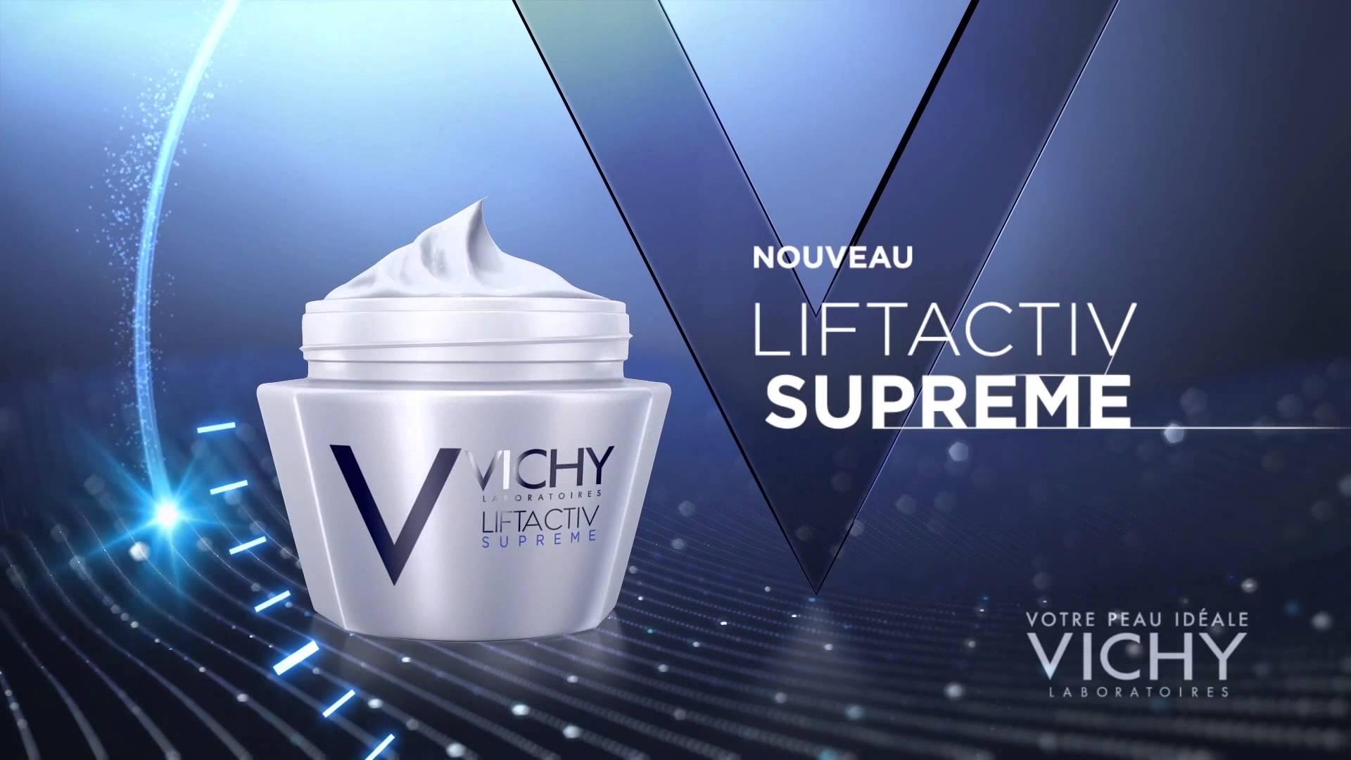 Kem Dưỡng Ngăn Ngừa Lão Hóa Da Ban Ngày Vichy Liftactiv Supreme Day Cream