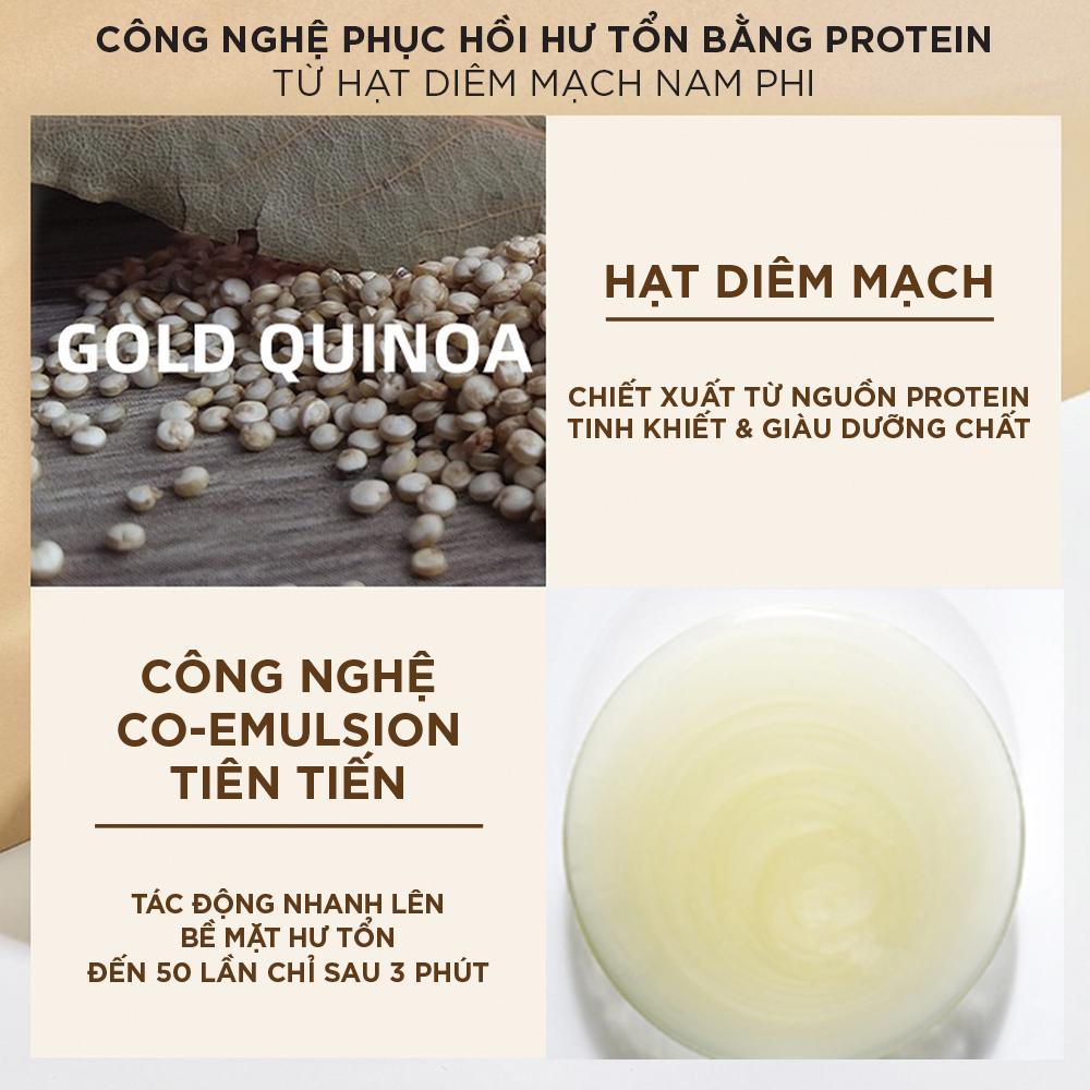 Tinh Chất Phục Hồi Hư Tổn Toàn Diện L'Oréal Professionnel Serie Expert Absolut Repair Gold Wheat Oil Serum 50ml hiện đã có mặt tại Hasaki.