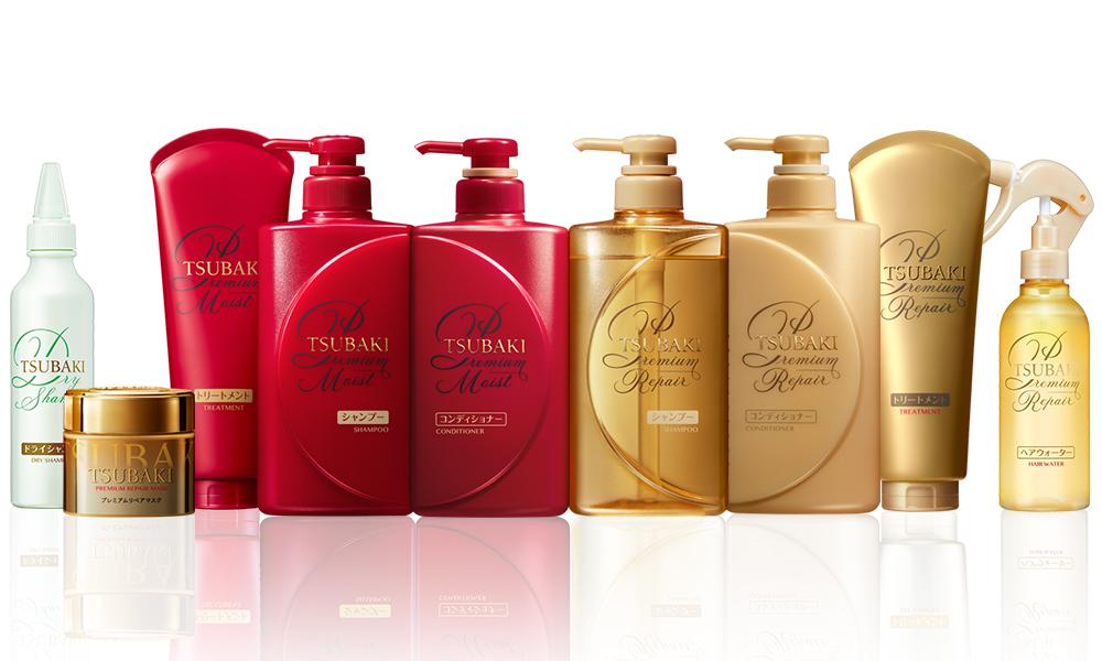 Dòng sản phẩm chăm sóc tóc TSUBAKI Premium cao cấp từ Nhật