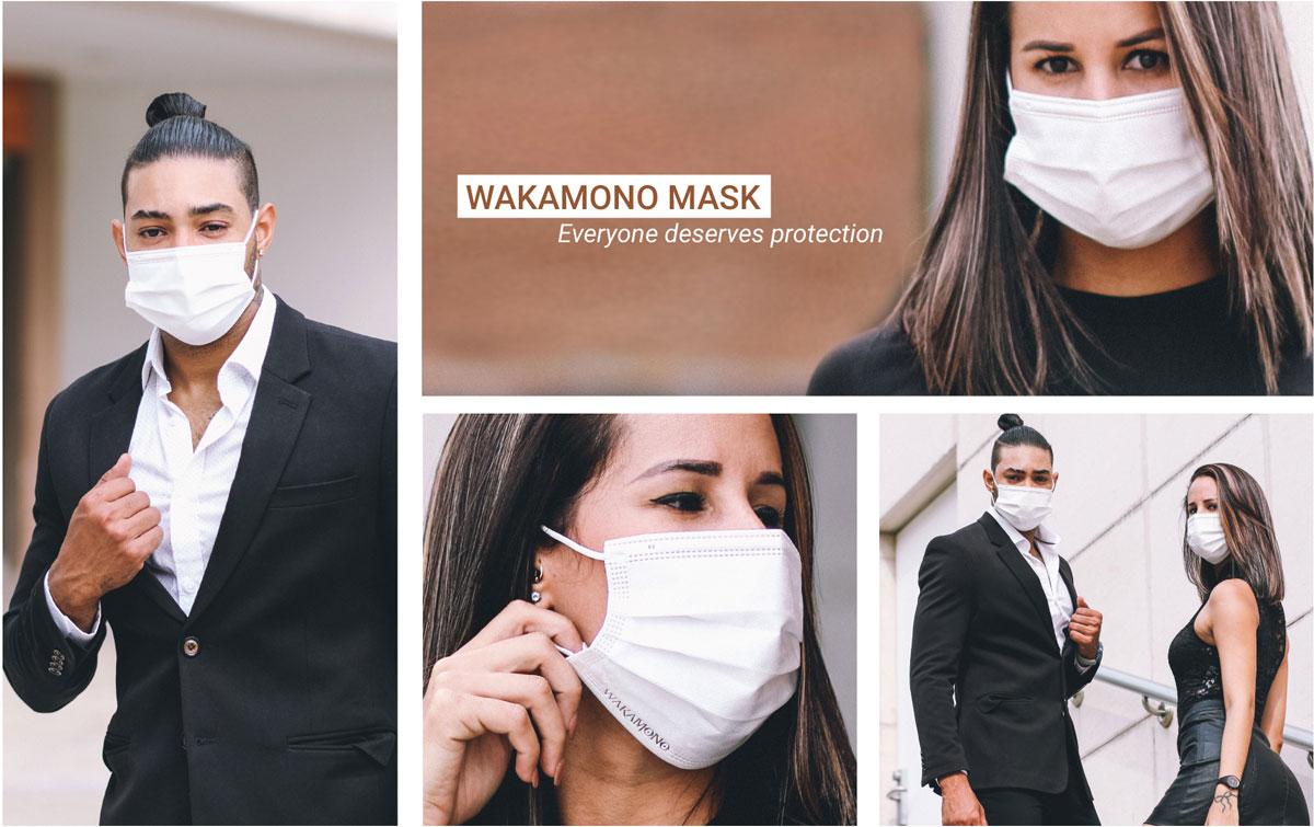 Khẩu Trang Y Tế Wakamono Anti Coronavirus 99% Hộp 10 Cái hiện đã có mặt tại Hasaki.
