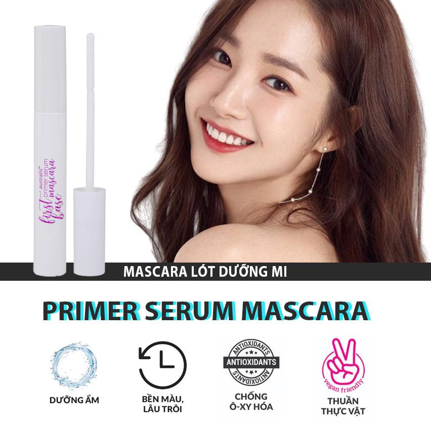 Mascara Lót Dưỡng Mi Australis First Base Primer Serum